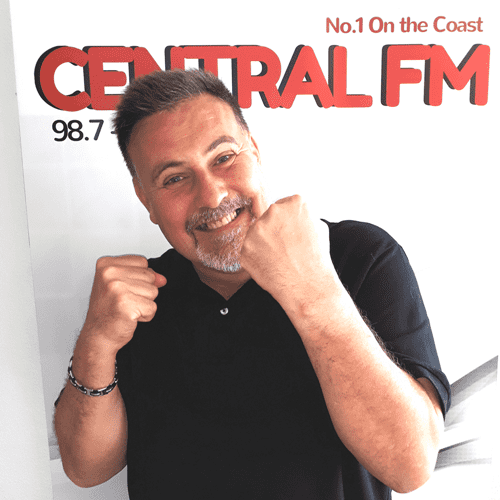 Andy Little, Central FM